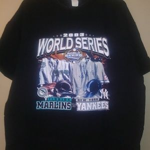 Vintage 2003 World Series T-shirt